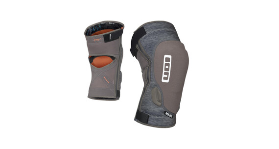 ION K_Lite - Protection bas du corps - Zip gris